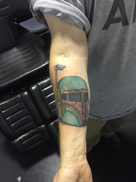 Tattoos - Fett - 109272