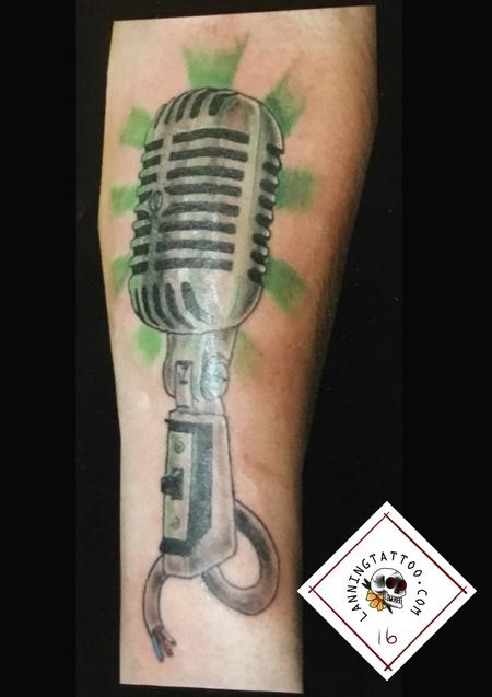 Microphone Design Thumbnail