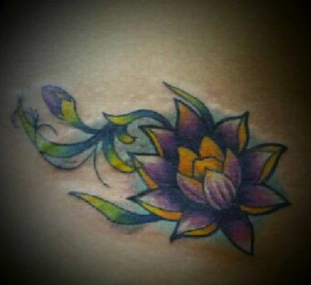 Tattoos - Lilly - 116643