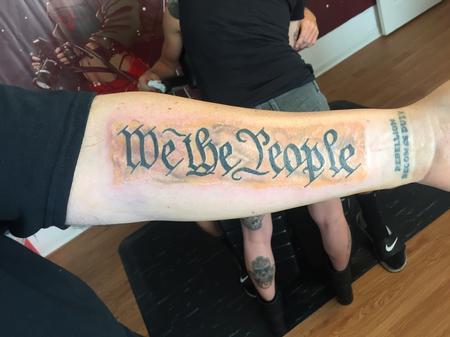 Tattoos - We peeps - 119366