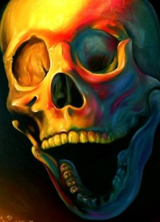 Mike Demasi - skull