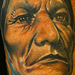 Tattoos - Indian portrait - 26182