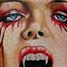 Tattoos - Vampire Girl - 31041