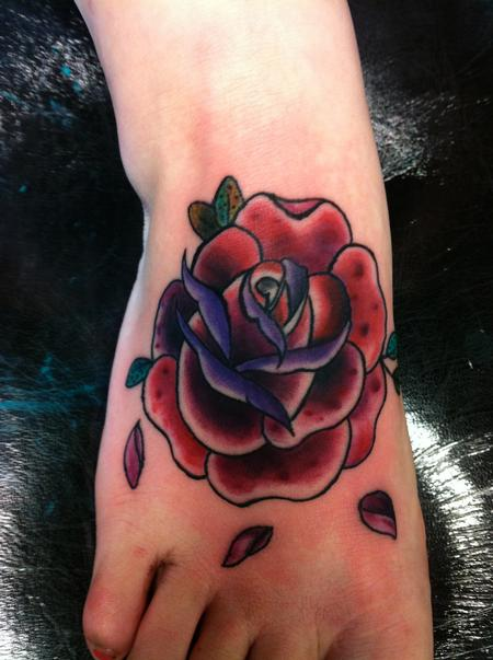 Mike Riedl - Rose Tattoo