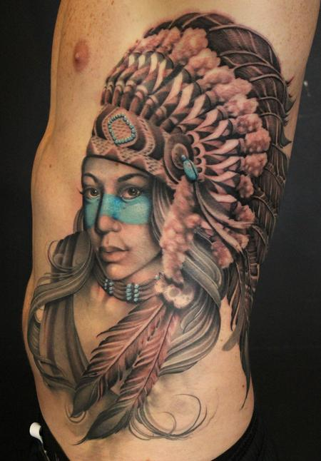 Native American Bear Tattoo ... native american gi...