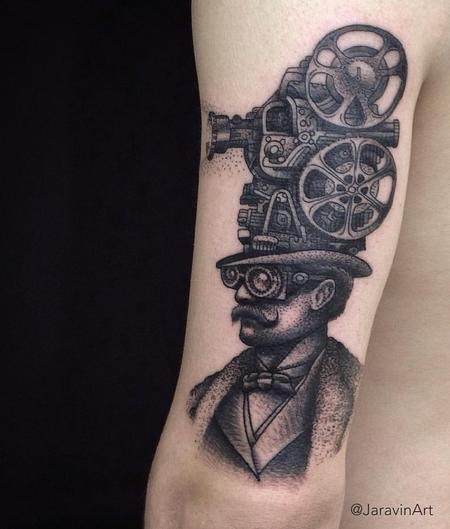 Tattoos - Film Director Tattoo - 119725