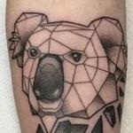 Koala Tattoo Tattoo Design Thumbnail