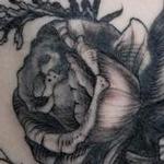 vintage flowers Tattoo Design Thumbnail