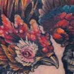 rooster tattoo Tattoo Design Thumbnail