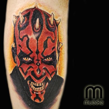 Tattoos - Darth Maul  - 78303
