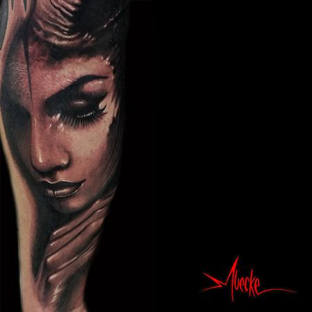 portrait tattoos Design Thumbnail