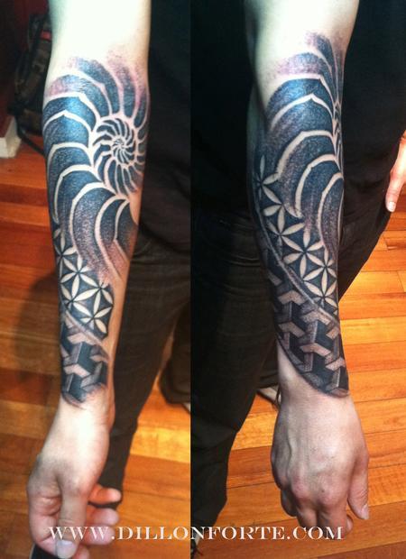 Dillon Forte - Nautilus