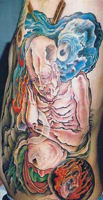 Tattoos - Old Figure - 29507