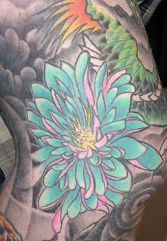 Tattoos - Flower - 29506