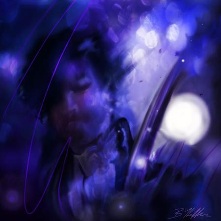 Tattoos - Purple Rain - 123419