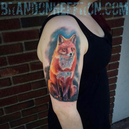 Tattoos - Fox - 93366