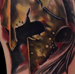Tattoos - Spartan Helmet - 74697