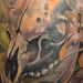 Tattoos - Skull in Desert - 72917
