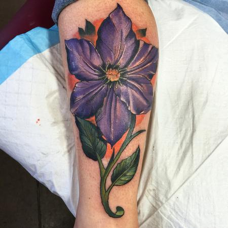 Kyle Grover - Floral Cover up