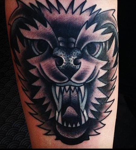 Tattoos - Animal - 93629