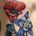 Tattoos - Flowers - 93636