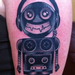 Tattoos - Robot - 93638