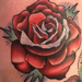 Tattoos - Rose - 93640