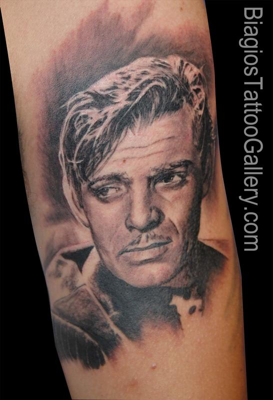 Tattoos - Clark Gabel - 79722