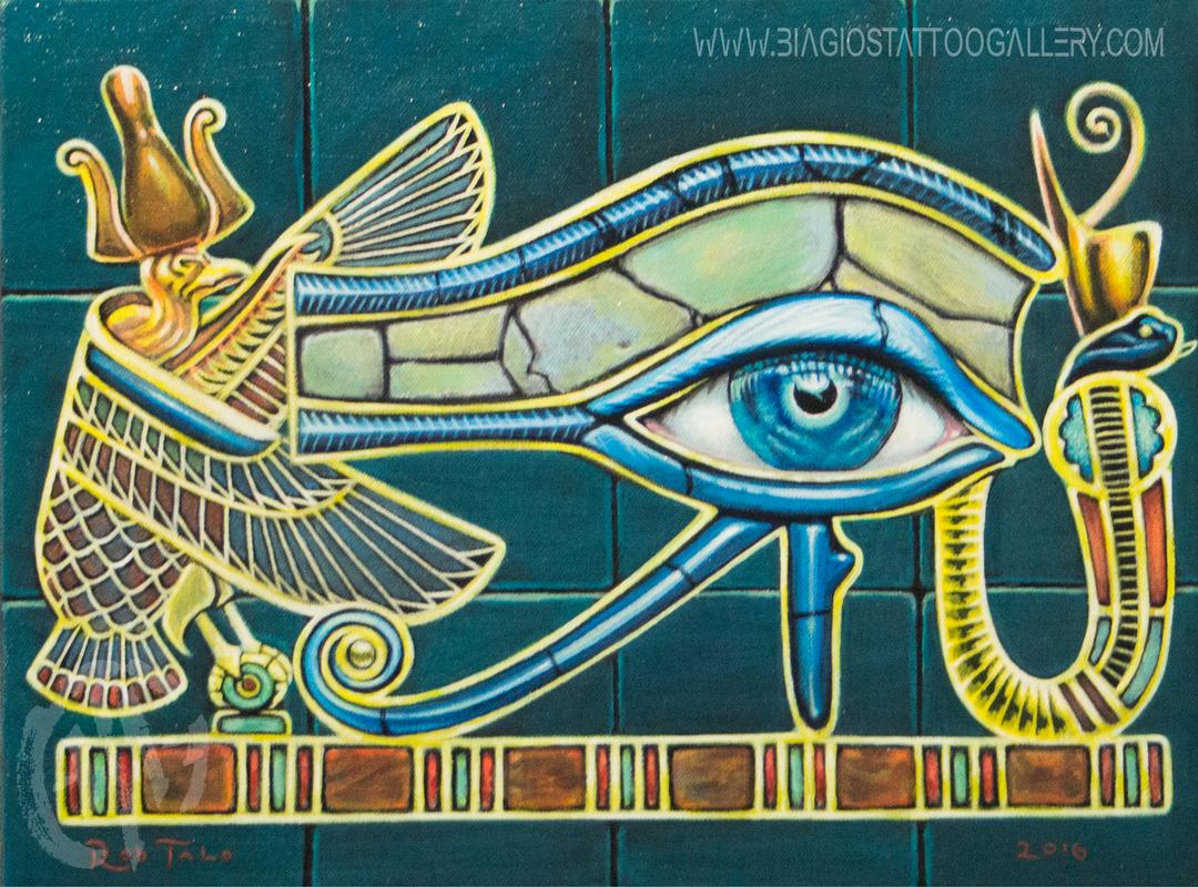 Rob Talo - Eye of Horus