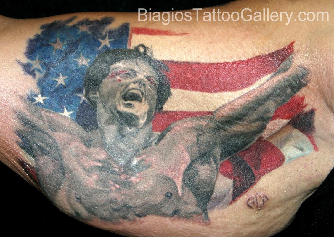 Tattoos - Rocky - 80107