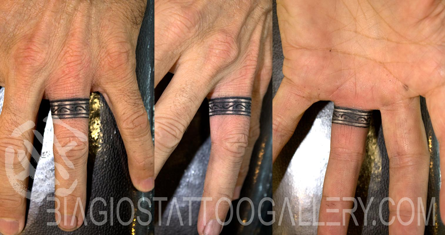 Tattoos - Wedding Band - 89501