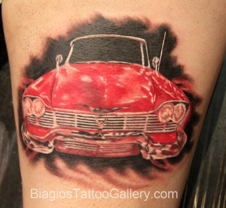Tattoos - Stephen King's