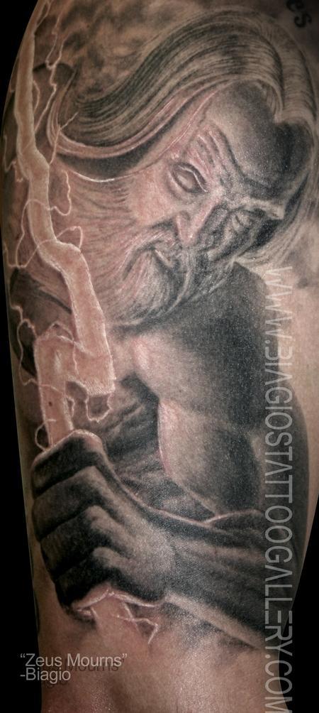 Biagio - Zeus Mourns