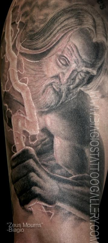 Tattoos - Zeus Mourns - 97963