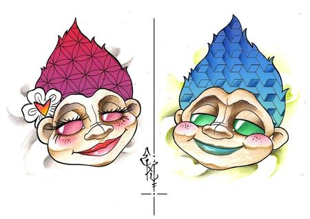 Tattoos - untitled - 125783