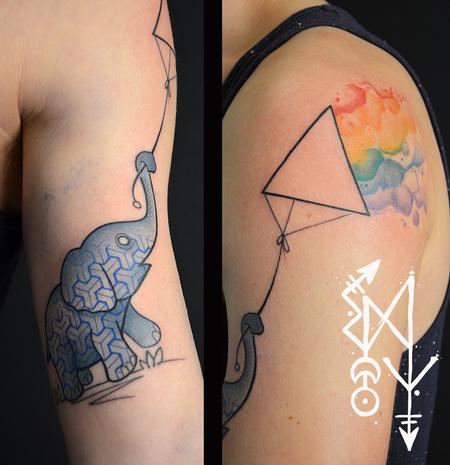 Tattoos - Tribute to pink floyd - 112280