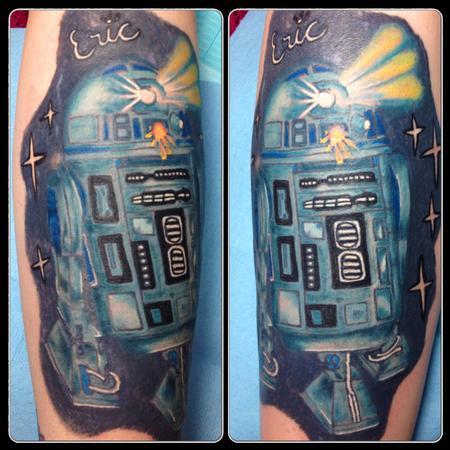 Tattoos - R2-D2 - 87024