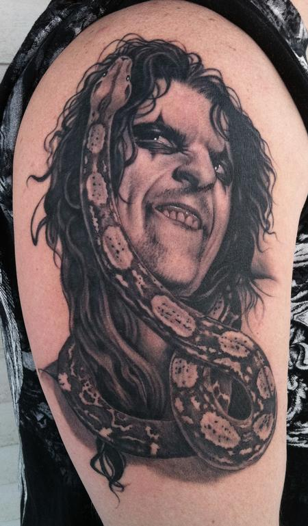 Tattoos - Alice Cooper - 55341