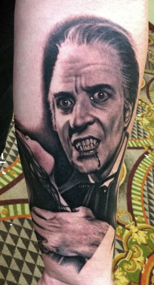 Tattoos - Christopher Lee - 51589