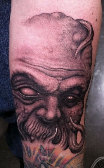 Tattoos - Demon - 51579