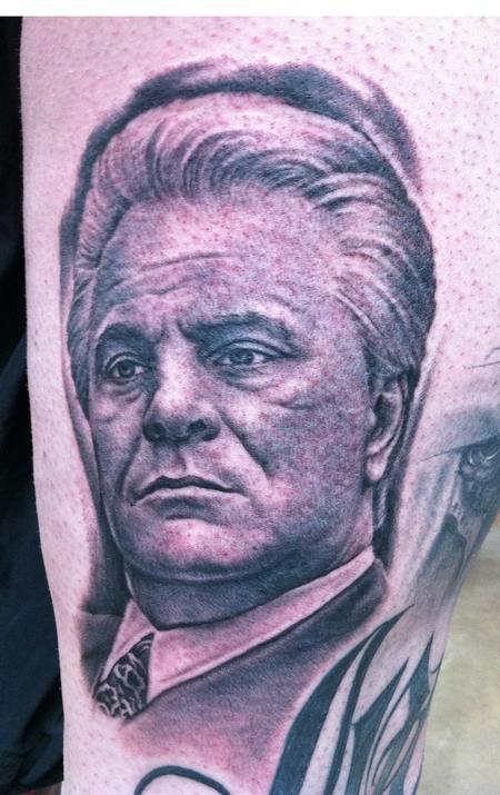Tattoos - John Gotti - 57074