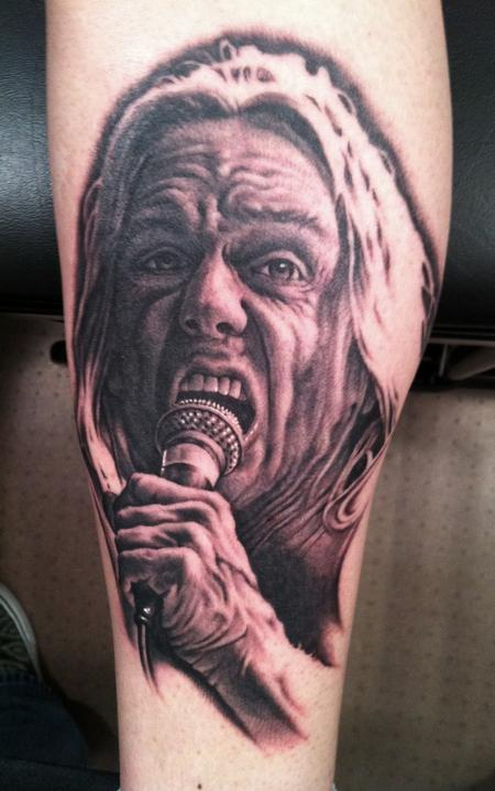 Tattoos - Iggy Pop - 57071