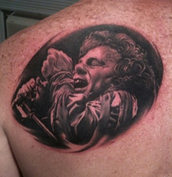 Tattoos - Ronnie James Dio - 48365