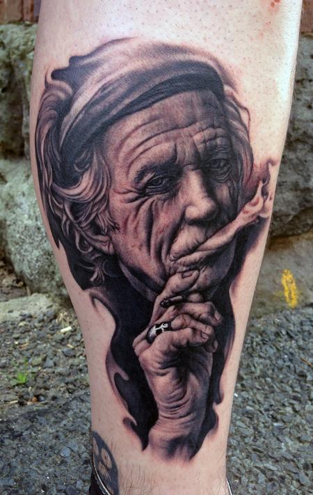 Tattoos - Keith Richards - 73089