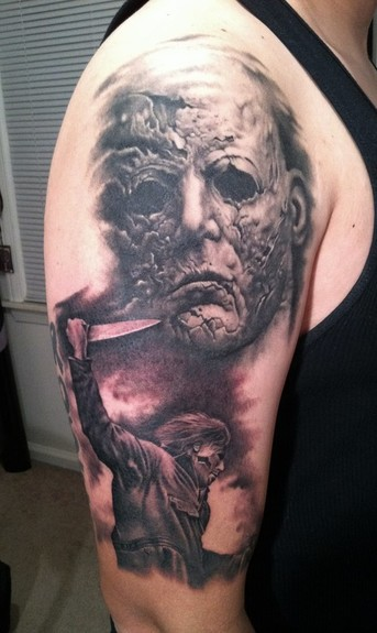 Tattoos - Michael Myers - 51590