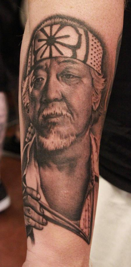 Tattoos - The Karate Kid - 57091