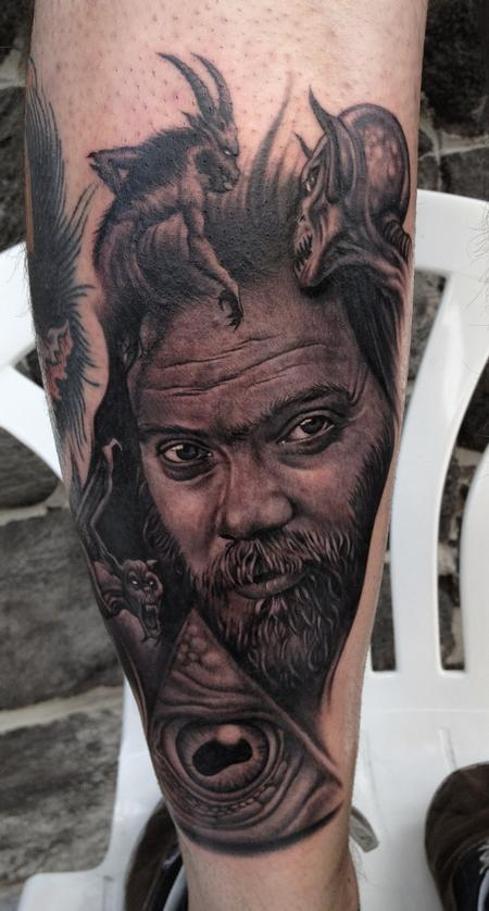 Tattoos - Roky Erickson - 60532