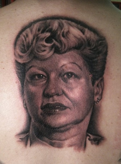 Tattoos - Grandma - 51577