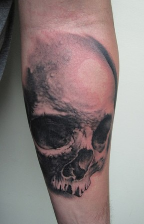 Bob Tyrrell - Skull-collaboration