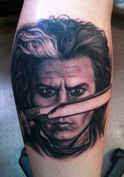 Tattoos - Johnny Depp - 51573